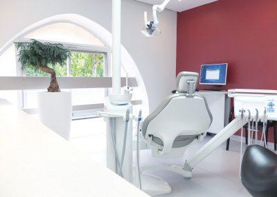 Salle de soin cabinet orthodontie serpenoise METZ